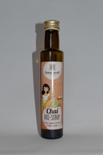 Chai sirup bio 250 ml